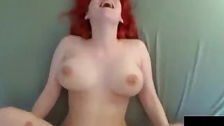 Cant handle the dick, super shaking orgasm